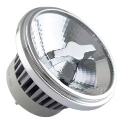 LAMPARA LED AR111 GU10 15W 8° BLANCO DINAMICO